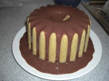 """Mandel-Pudding"" - Rezept"