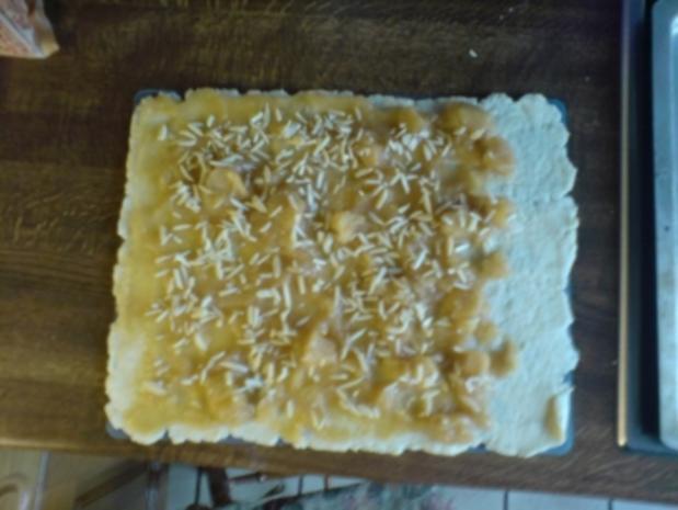 Kuchen  Feine Apfel-Mandel-Schnecken - Rezept - Bild Nr. 2