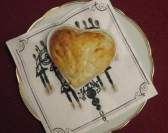 Ziegenkäse-Soufflee (Hauch der 7 Geißlein) - Rezept