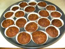 Schoko-Banane-Muffin - Rezept