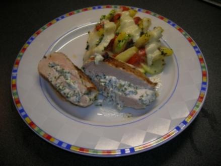 Kartoffel-Zucchini-Gratin mit Tomaten - Rezept