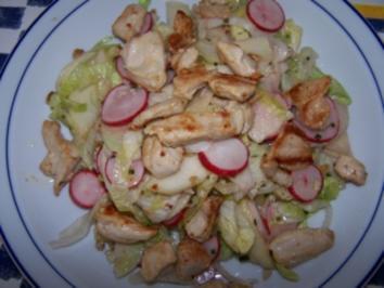 Kohlrabi-Apfel-Salat - Rezept