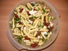 Salate: Sommerlicher Nudelsalat - Rezept
