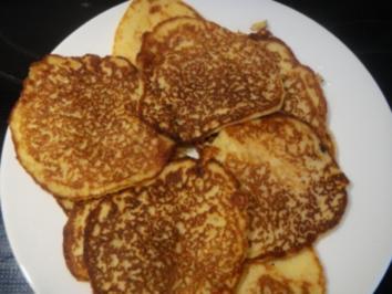 Kartoffelgerichte: Kartoffelpuffer, Reibekuchen, Backers oder Hatscheln (mehr Namen weiß ich nicht mehr.....) - Rezept