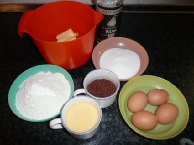 Ameisenkuchen - Rezept - Bild Nr. 2