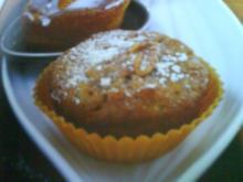 Nuss-Bananen-Muffins - Rezept