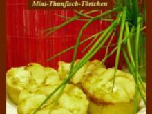 Mini-Thunfisch-Törtchen - Rezept