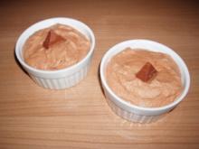 Toblerone-Mousse - Rezept