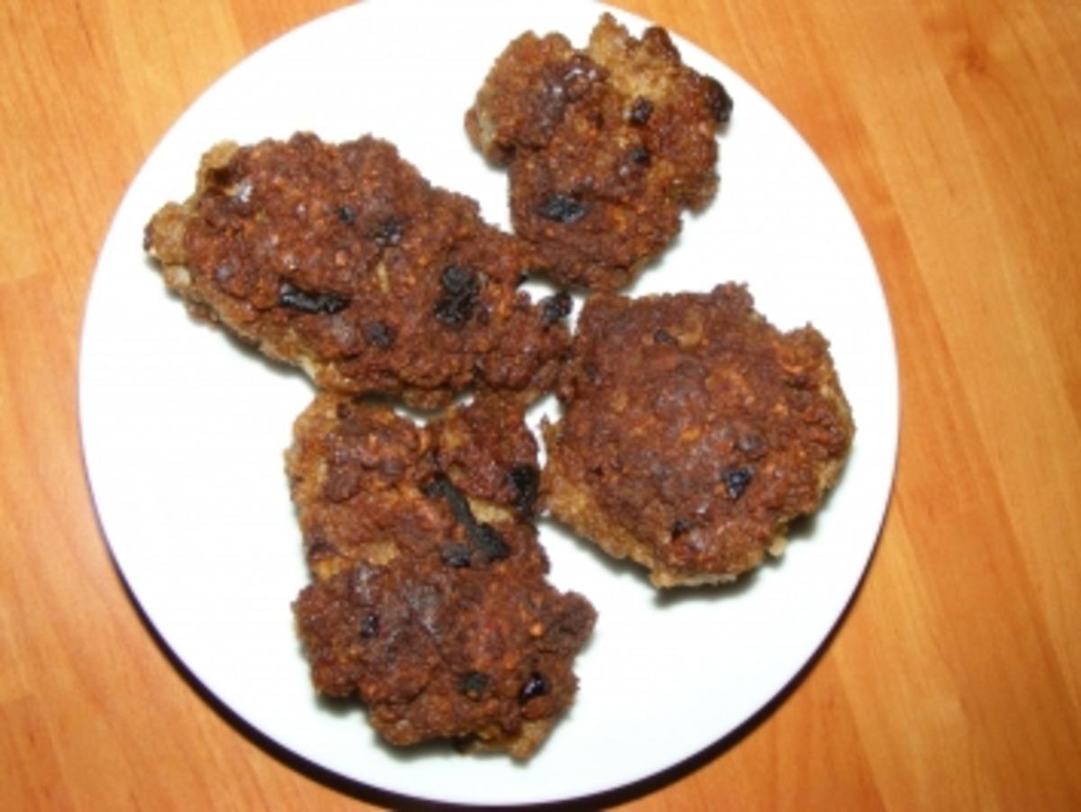 Frikadellen mit Rinderhackfleisch und Zwiebel gewürfelt - Rezept von kikibu