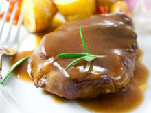 Soßen  -  Braune Soße zum Fleisch - Rezept - Bild Nr. 2
