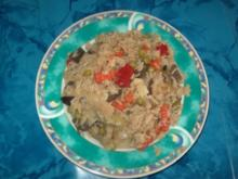 Asia-Gemüse-Reis - Rezept