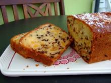 Nektarinen-Schoko Kuchen - Rezept