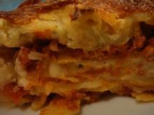 Auflauf: Lasagne klassisch - Rezept