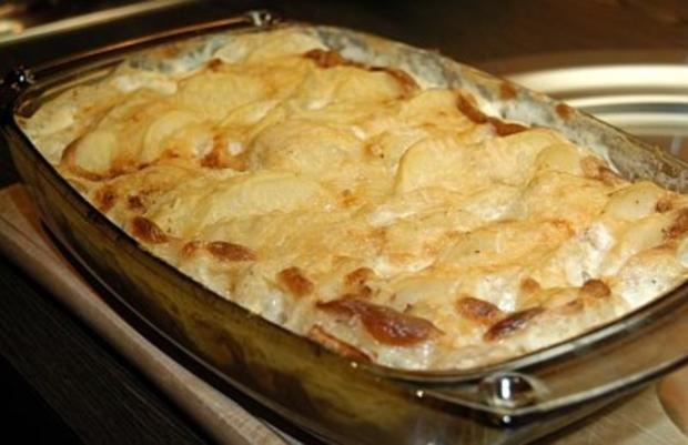 Kartoffelgratin Klassisch - Rezept