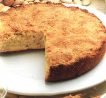 dessert kuchen aus polenta lombadei - Rezept