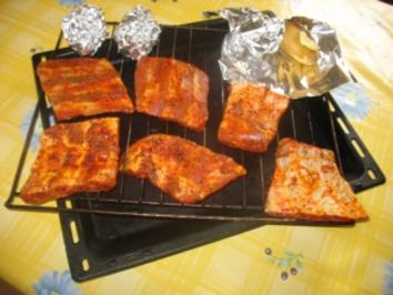 """american way spareribs for home"" - Rezept"