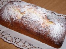 Ottilienkuchen - Rezept