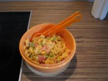 """SALAT"" Studenten-Tortellini-Salat - Rezept"
