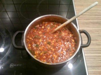 """""""HAUPTGERICHT"""" Chili Con Carne - Rezept"""