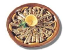 antipasti sardellen in essigmarinade - Rezept