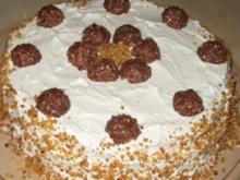 Rocher Torte - Rezept
