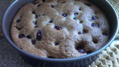 Sechser-Kuchen (ohne direkte Fett und Mehl Zugabe) - Rezept