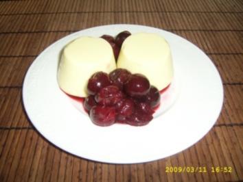 Grüntee - Pudding - Rezept