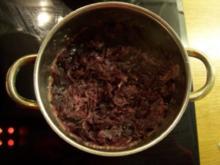 Thüringer Rotkraut - Rezept