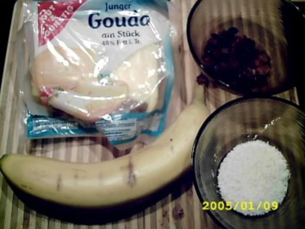 Banane gegrillt oder gebacken - Rezept - Bild Nr. 2