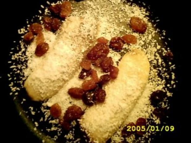 Banane gegrillt oder gebacken - Rezept - Bild Nr. 3
