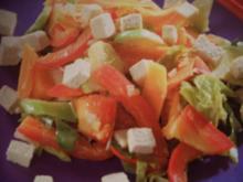 Tofu-Gemüse-Pfanne Asia - Rezept