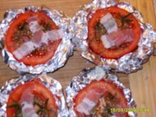Kräutertomaten vom Grill - Rezept