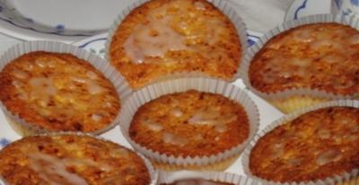 Backwaren: BRAUSE Muffins - Rezept