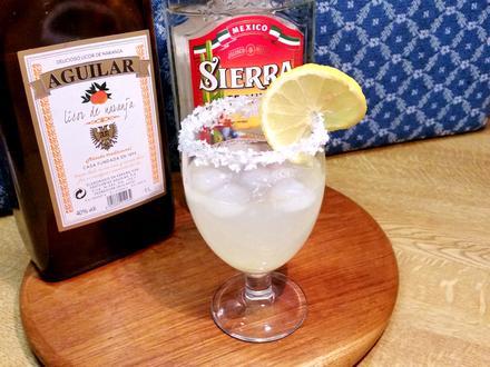 """Cocktail """"Margarita"""" ... - Rezept - Bild Nr. 1292"""