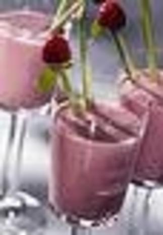 Himbeer-Drink - Rezept