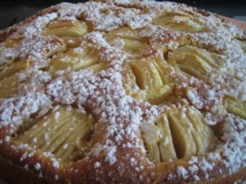 Apfel Ricotta Kuchen Rezept Mit Bild Kochbar De