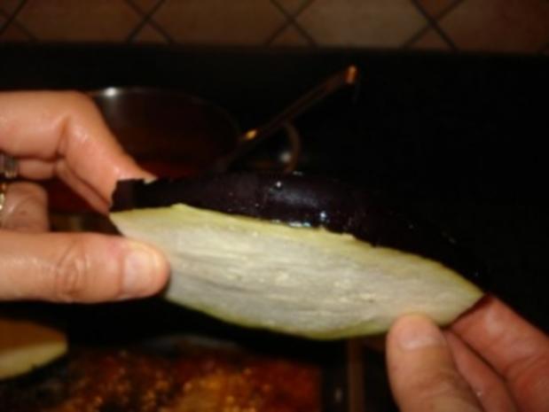 Auberginenlasagne - Rezept - Bild Nr. 2