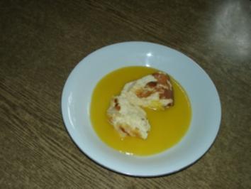 Quarkauflauf mit Aprikosen - Rezept