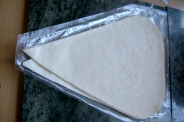 Türkisch: Yufka Teigblaetter mit Spinatfüllung (Ispanakli Börek) - Rezept