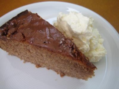 Rotwein-Schoko-Kuchen - Rezept