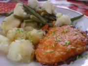 Verhüllte Schnitzel - Rezept