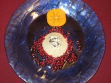 Kardamom-Panna-Cotta - Rezept