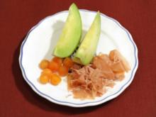 Melone mit Schinken (Ingrid Van Bergen) - Rezept