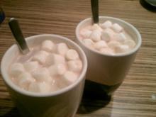 """""""GETRÄNKE"""" Heiße Schokolade mit Marshmallowhaube - Rezept"""