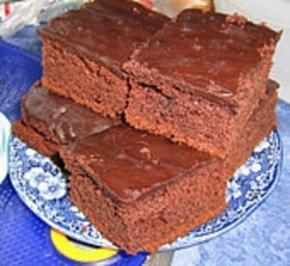 Blechkuchen mit Saurer Sahne - Rezept