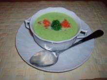 Brokkoli-Suppe - Rezept