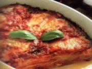 erster gang parmesana - Rezept