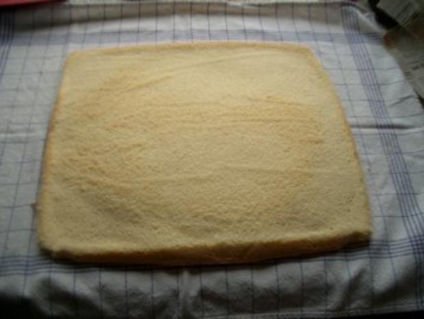 Biskuitrolle von Omi - Rezept - Bild Nr. 2