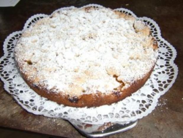 Aprikosen-Streuselkuchen - Rezept - Bild Nr. 4