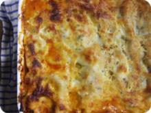Bärlauch -Lasagne - Rezept